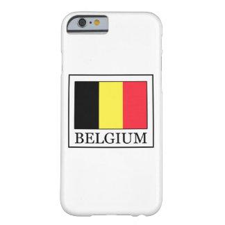 Belgien-Telefonkasten Barely There iPhone 6 Hülle