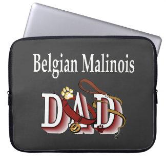 Belgier Malinois Vati Laptop Sleeve