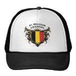 Belgischer Großvater der Nr.-eine Retro Cap
