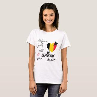 Belgischer Heartbreaker T-Shirt