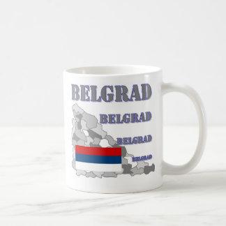 Belgrad Kaffeetasse