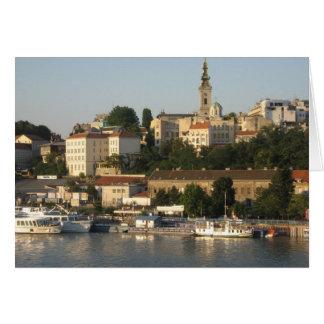 Belgrad Karte