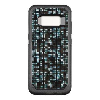 Belichtetes Fenstermuster OtterBox Commuter Samsung Galaxy S8 Hülle
