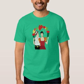 beliebter Marsch T Shirt