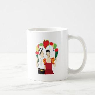 beliebter Marsch Tasse
