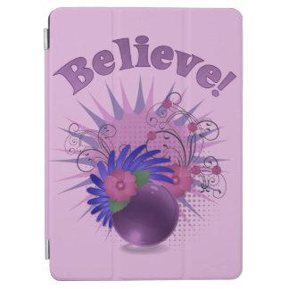 Believe der bunten Trendy das abstrakte iPad Air Hülle