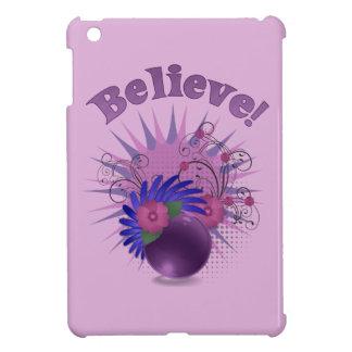 Believe der bunten Trendy das abstrakte iPad Mini Hüllen