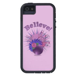 Believe der bunten Trendy das abstrakte iPhone 5 Etui