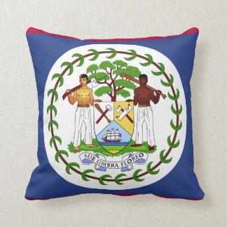 Belize-Flagge Kissen