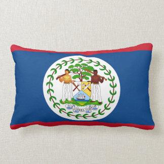 Belize-Flagge Lendenkissen