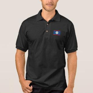 Belize-Flagge Polo Shirt