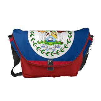 Belize-Flaggen-Rickshaw-Bote-Tasche Kurier Taschen