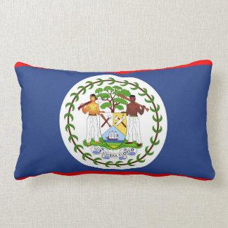 Belize-Flaggenlandsymbol Lendenkissen