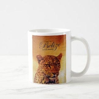 Belize Jaguar Kaffeetasse