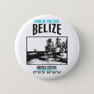 Belize Runder Button 5,1 Cm