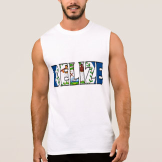 Belize-Shirt Ärmelloses Shirt