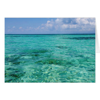 Belize, Stann Nebenfluss, Southwater Cay Karte