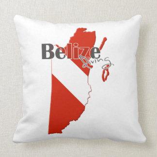 Belize-Tauchen Kissen