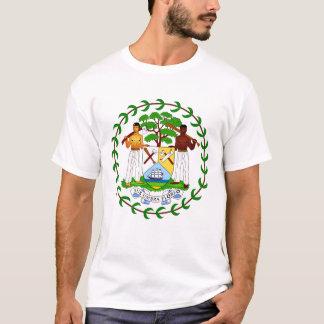 Belize-Wappen Shirts