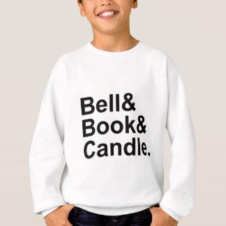 Bell-Buchu. -kerzeExcommunication durch Fluch Sweatshirt
