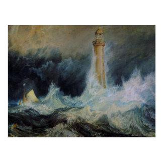 Bell-Felsen-Leuchtturm Postkarte
