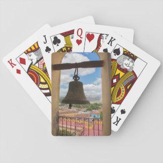 Bell in einem Kirchturm, Kuba Spielkarten