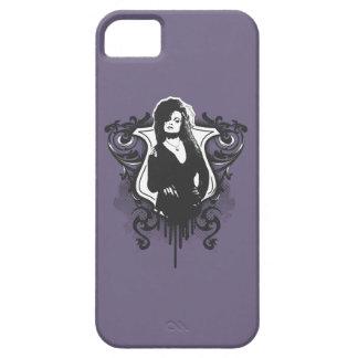 Bellatrix Lestrange dunkler Kunst-Entwurf Etui Fürs iPhone 5
