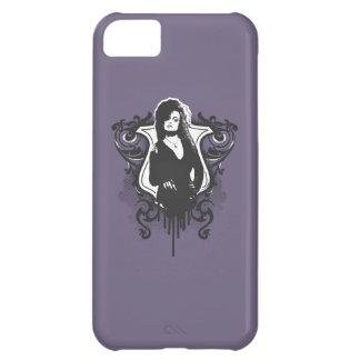 Bellatrix Lestrange dunkler Kunst-Entwurf iPhone 5C Hülle