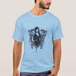 Bellatrix Lestrange dunkler Kunst-Entwurf T-Shirt