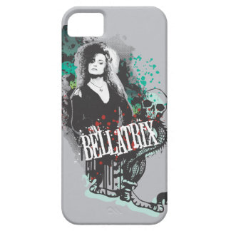 Bellatrix Lestrange Grafik-Logo iPhone 5 Case