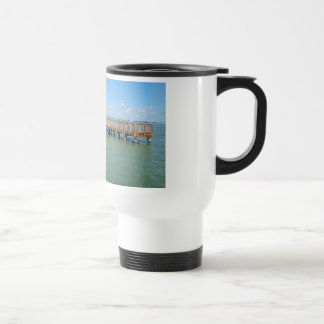 Belleair Strand-Intracoastal Wasser-Ansichten Reisebecher