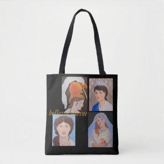 """""""bellezze göttliche"""" (göttliche Schönheiten) Tasche"""