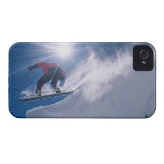 Bemannen Sie das Springen weg von einem großen iPhone 4 Hüllen