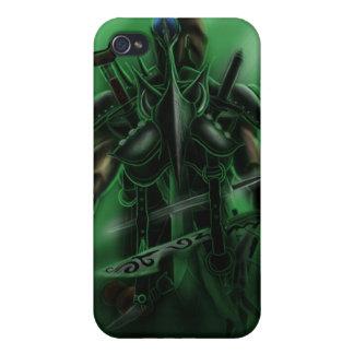 Bemannen Sie mit Waffen-Tasche 2 iPhone Fall iPhone 4 Hüllen