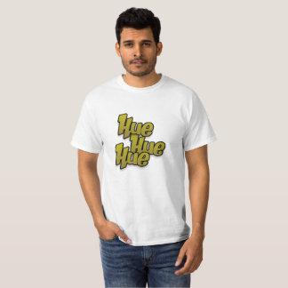 bemannt Farbt-shirt T-Shirt