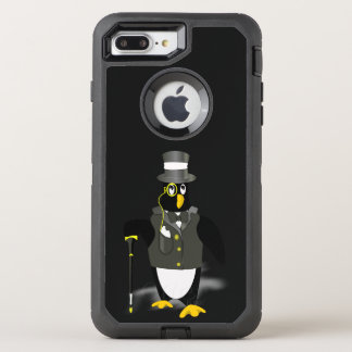 Bemerkenswerter Pinguin OtterBox Defender iPhone 8 Plus/7 Plus Hülle