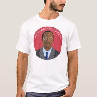 Ben Carson 2016 für Präsidentengewohnheit T - T-Shirt