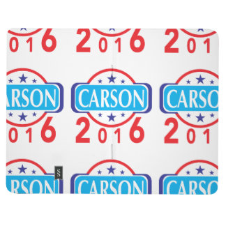 Ben Carson 2016 Taschennotizbuch