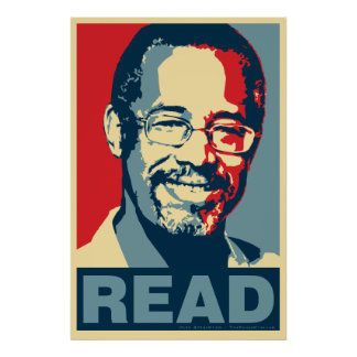 "Ben Carson ""las"" Obama-Parodie-Plakat Poster"