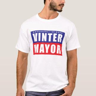 Ben Vinter für Bürgermeister T-Shirt