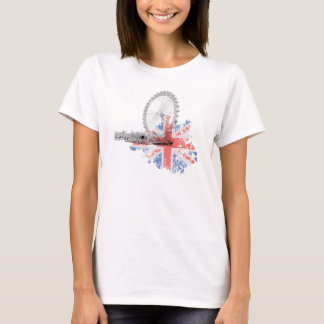 Ben-Wohltätigkeit-Shirt mit Namen T-Shirt