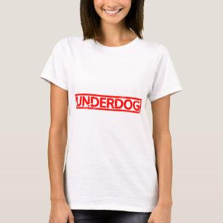 Benachteiligt-Briefmarke T-Shirt