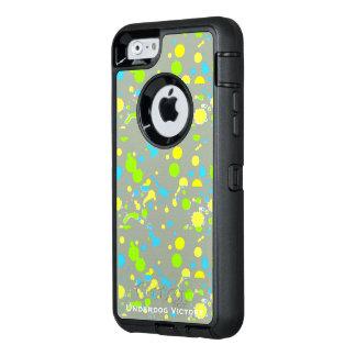 Benachteiligt-Sieg - Spritzen Iphone 6 Otter-Fall OtterBox iPhone 6/6s Hülle