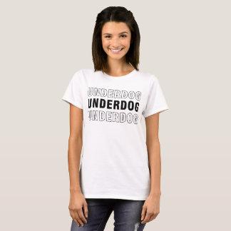 Benachteiligter in dreifacher Ausführung T-Shirt