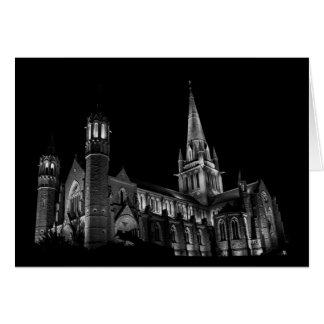 Bendigo Kathedrale Karte
