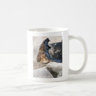Bengalische Tiger-Liebe Kaffeetasse