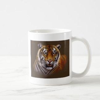 Bengalischer Gesichts-Tiger Kaffeetasse
