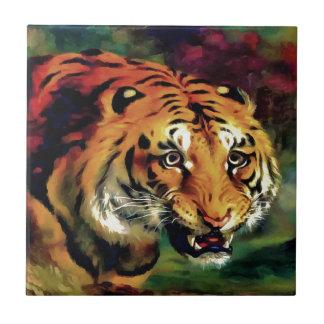 Bengalischer Tiger Keramikfliese