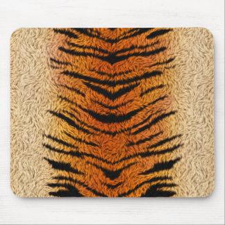 Bengalischer Tiger-Tier-Pelz Mauspads