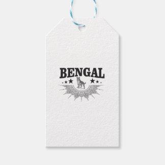 Bengalisches Land Geschenkanhänger